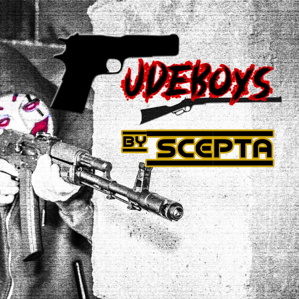 Rudeboys by Scepta First single releases in 2021